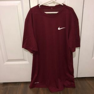 Men's Nike dri fit shirt- new with tags!